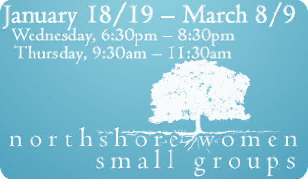Women at Northshore Small Group - Thurs. AM
