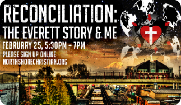 Reconciliation: The Everett Story & Me