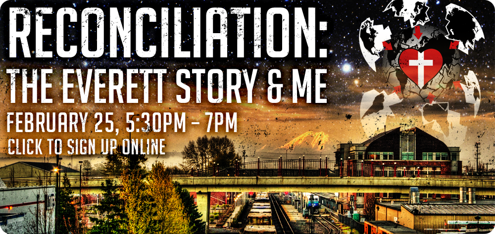 Reconciliatio:  The Everett Story & Me