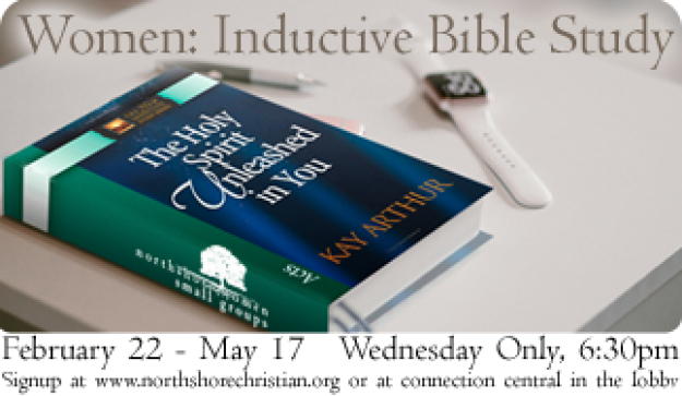 Northshore Women: Inductive Bible Study