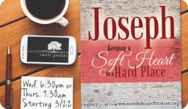 Womens Small Group – Joseph Bible Study (PM)