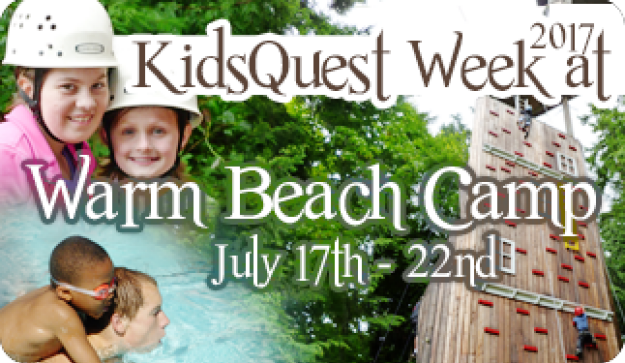 KidsQuest Warm Beach Camp