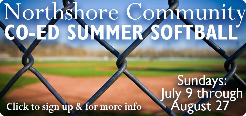 Summer 2017 Co-Ed Softball