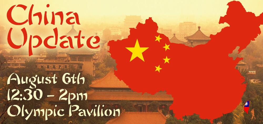 Global Discipleship China Update