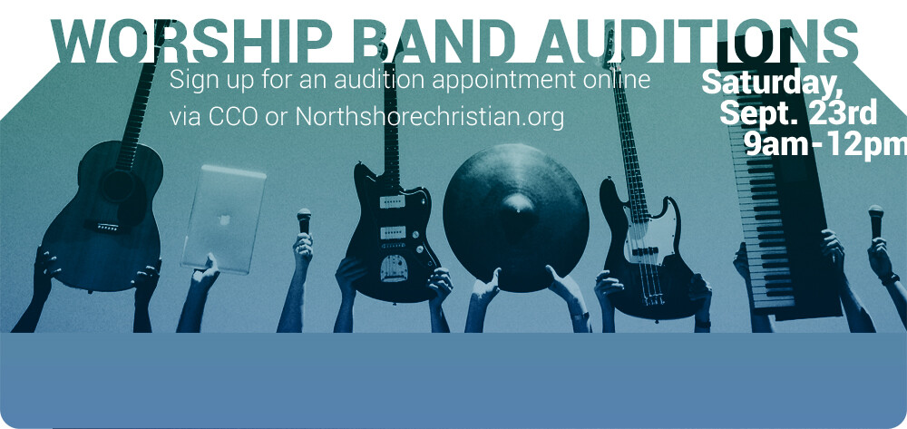 Worship Band Auditions