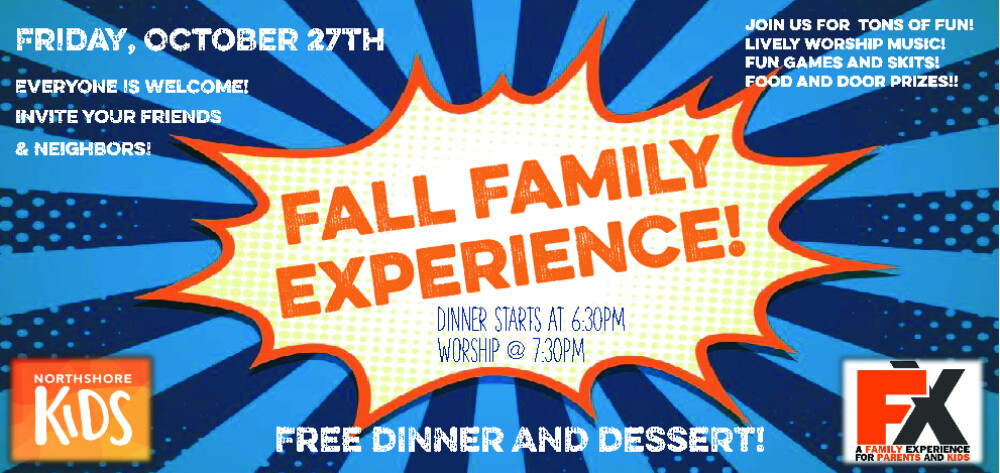 Northshore Kids Fall Family Experience