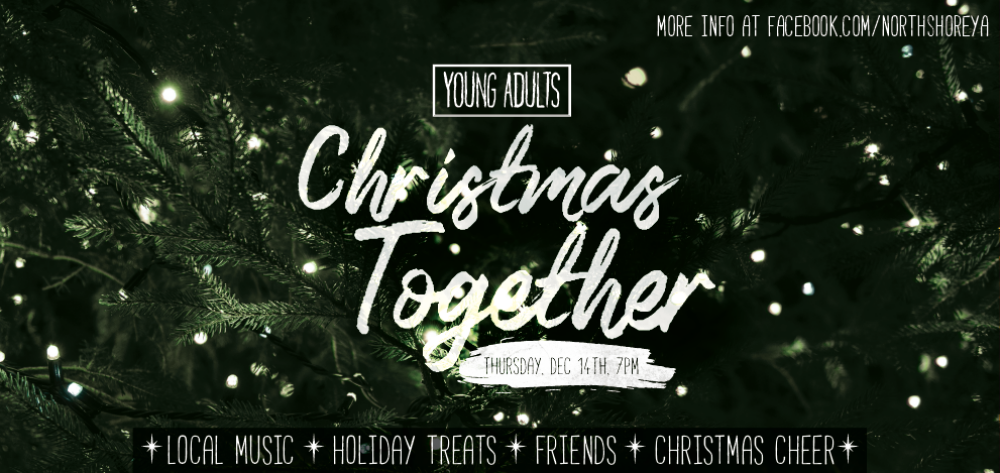 "Young Adults ""Christmas Together!"""