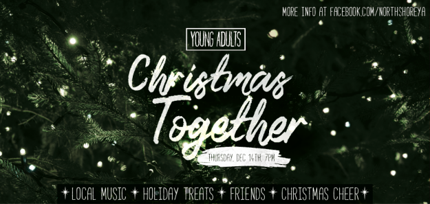 Young Adults: Christmas Together!