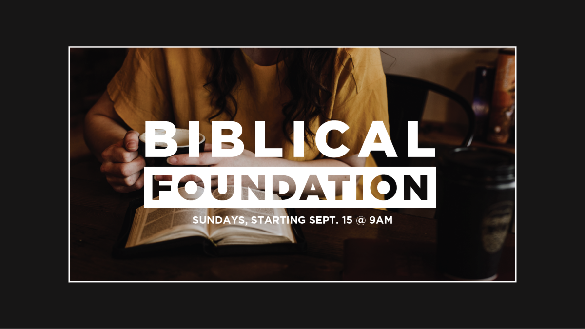 Biblical Foundation: Better!