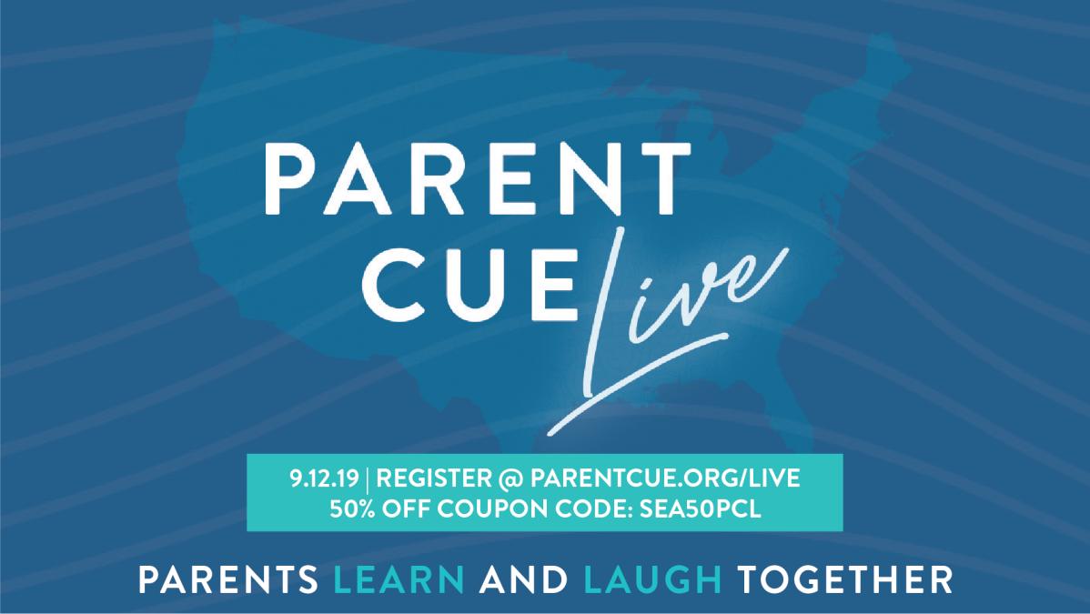 Parent Cue LIVE