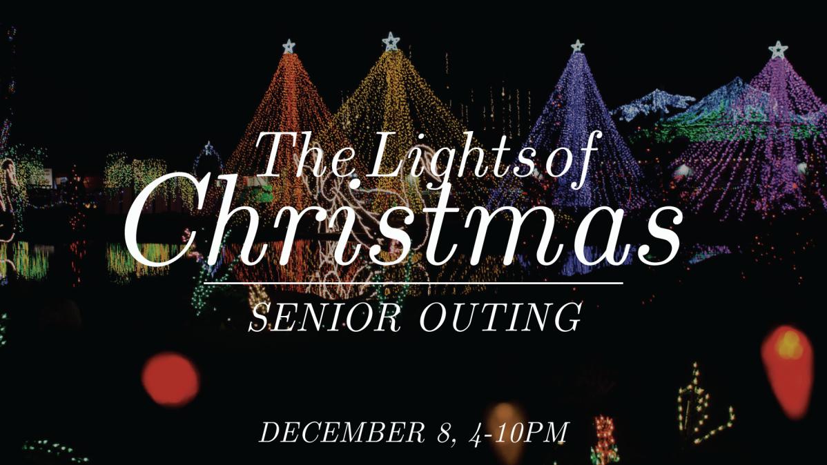 Lights of Christmas Senior Outing
