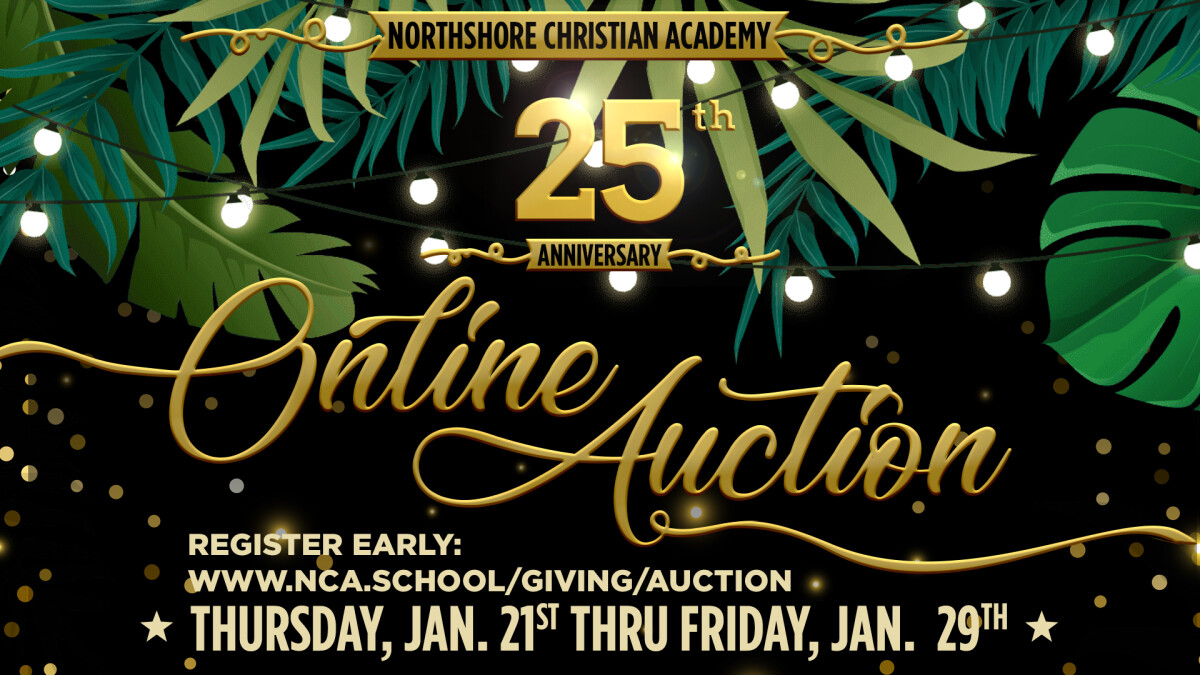 NCA 25th Anniversary Online Benefit Auction