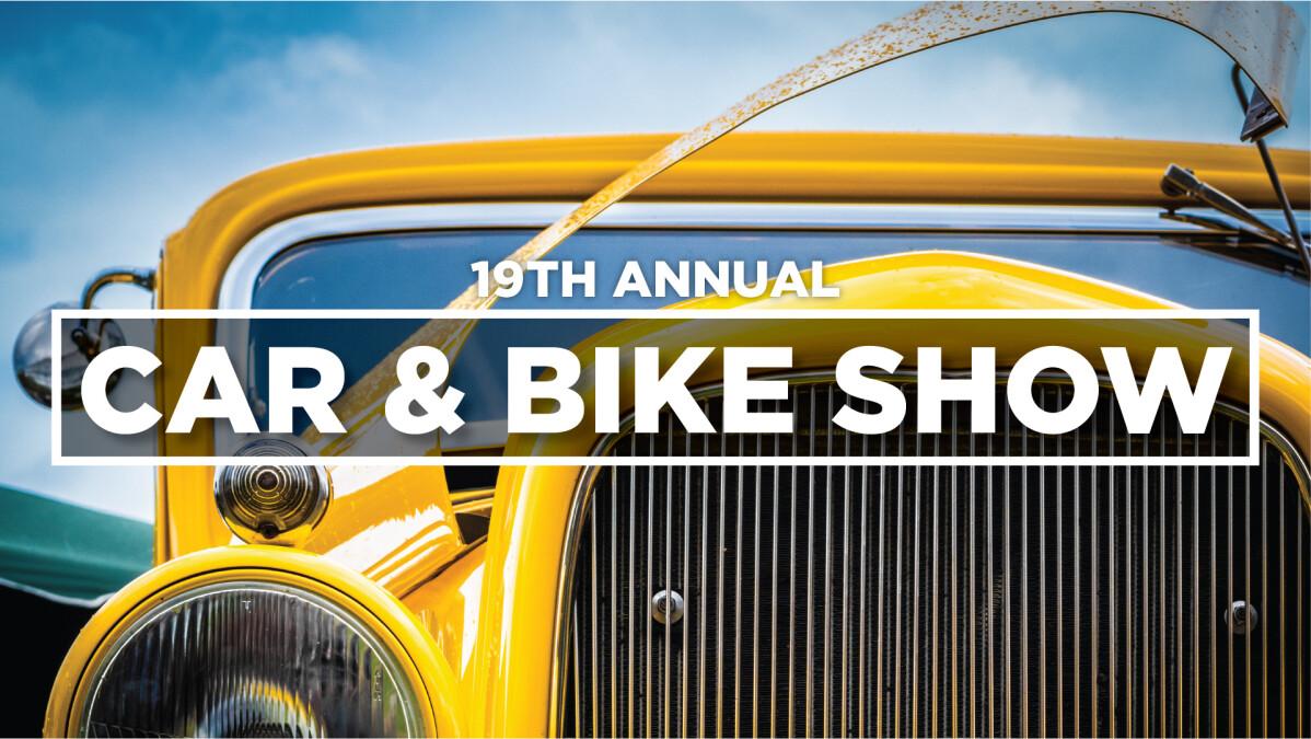19th Annual Car & Bike Show