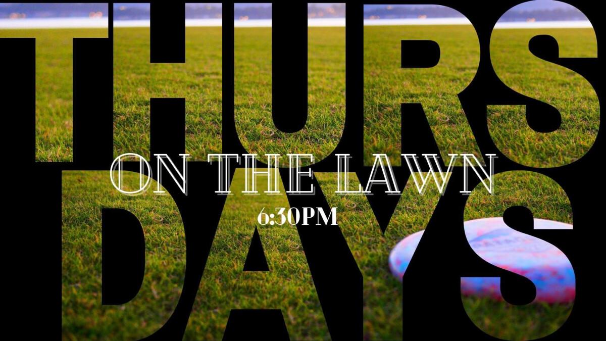 NSM - Thursday on the Lawn