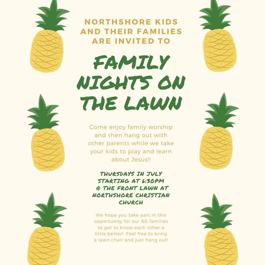 NSK Family Nights on the Lawn
