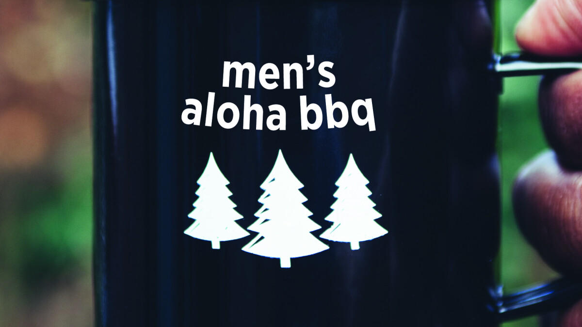 Men's Aloha BBQ